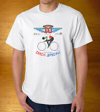 New Nisi Cerchi Speciali T-Shirt - Italian Cycling, Rims, World Champ Tee Shirt