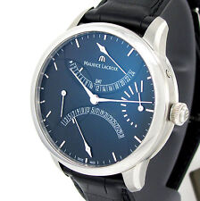 MAURICE LACROIX MP6518 Masterpiece Double Retrograde MP6518-SS001-330 Watch | G