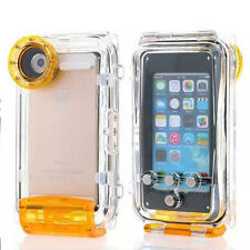 Underwater 40m Waterproof Diving Photo Housing Shell Case for iPhone SE 5S 5 5c