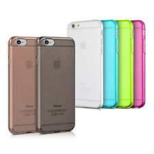 kwmobile TPU SILICONE CRYSTAL CASE FOR APPLE IPHONE 6 / 6S SOFT COVER SILICON