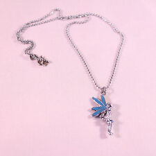 Fairy Dust Necklace Bracelet Ear Rings Pendant Jewellery Child Party Bag Filler