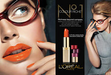Loreal Colour Riche Lipcolour Lipstick, You Choose!