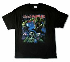 Iron Maiden Shirt The Final Frontier World Tour 2010 Licensed