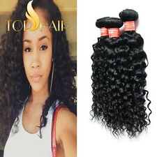 3Bundles/150g Human Hair Extension 100% Virgin Brazilian Kinky Curly Hair Weave