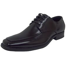 Stacy Adams DRAKE 20130-001 Mens Black Leather Comfort Moc Toe Dress Oxford