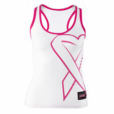 ZUMBA Fitness party in Pink Groove for the Cure tank top racerback white XS-XL