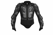 New Adult Racing Motorcross Motorcycle Body Armor Spine Protective Jacket Gear