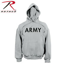 Rothco Army PT Pullover Hooded Sweatshirt - 9190