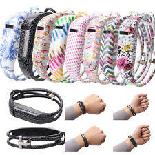 Hot Replacement Colorful Wristband Metal Latch Buckle For Fitbit Flex Bracelet