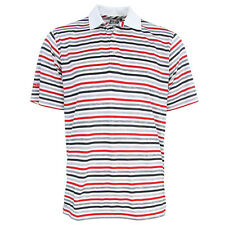PING Golf Men's Cannonball Striped Polo Shirt, Brand NEW