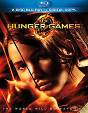 The Hunger Games (Blu-ray Disc, 2012, 2-Disc Set) MINT CONDITION, Free Shipping!