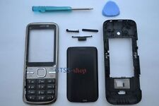 New Faceplate Fascia Housing Cover Case Shell for Nokia C5 C5-00 + Keypad