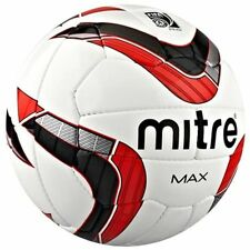 MITRE B4034 MAX PROFESSIONAL QUALITY FOOTBALL MATCH TOURNAMENT BALL SIZE 4 & 5