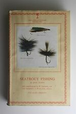 Sea Trout Fishing Jock Scott 1969 1st Edit Seeley Book Salmon Angling Lonsdale