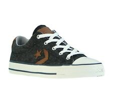 new CONVERSE Chucks women's sneakers Shoes Black All Star Player EV OX 146161C
