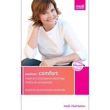 Mediven Comfort 20-30 mmHg Closed Toe Knee Highs