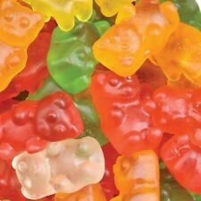 Albanese Confectionery Gummy Bears - Sugar Free 5LB Bag