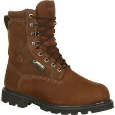 Mens Rocky Ranger Steel Toe Gore-Tex Insulated Safety Work Boot Size 8-14 6223