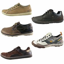 Caterpillar CAT Mens Casual Low Profile Shoes Trainers £29.99 Free P&P