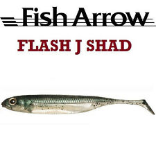 "Fish Arrow Flash J Shad 2"" **CHOOSE COLOR**"