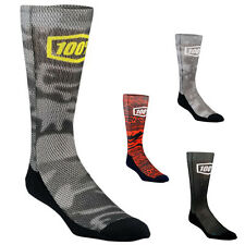 100% Bionic Poly/Cotton MX Motocross Offroad Socks