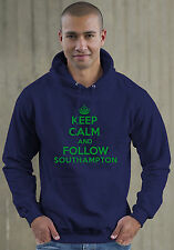 Keep Calm Football Hoodie - Southampton