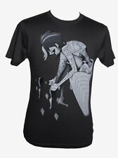 Tyson Mcadoo Mens MUSE T Shirt from Low Brow, Black Market Art