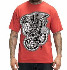 Sullen Mens AMERICANA RED Tee