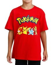 Boys Pokemon Pals T-Shirt