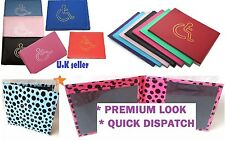 Disabled Blue Badge Holder Cover Protector Wallet PU Leather Safe Parking Permit