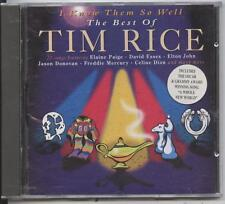 Various Artists - Tim Rice 'I Know Them So Well (The Best of ) CD Album