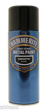 Hammerite Smooth Metal Paint 400ml Spray Aerosol x 6 Cans ALL COLOURS