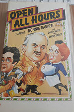 OPEN ALL HOURS VHS VIDEO