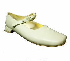 Superstar 7280-9G Youth Girls IVORY Shiny Patent Party Pageant Dress Shoe