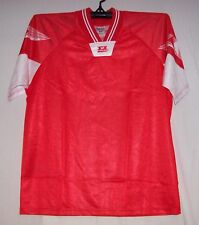 Red & White  Interroma Soccer jersey jerseys Youth Large Small Medium Large XL