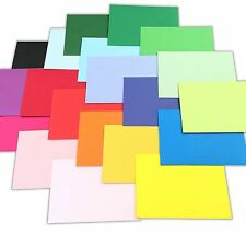 C6 Coloured Envelopes for Greeting Cards / Craft Wedding Party Invitations