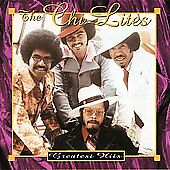 the Chi-Lites Greatest Hits CD - Chicago Soul Oldies R&B