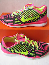 nike womens free 5.0 TR FIT 5 PRT running trainers 704695 600 sneakers shoes