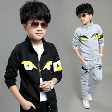 wholesale new tide boy autumn wear age season three-piece suit boy movement suit