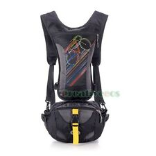Bags Set Travel Hiking Bag Backpack Handbag Tote Messenger Belt Waist Fanny Pack