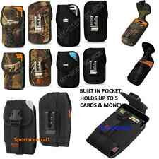 Pouch Holster Clip For Samsung Galaxy Note 2 3 4 & 5 Fits Aluminum Gorilla Case