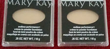 2 Mary Kay Creme to Powder Foundation. ENDLESS PERFORMANCE.SHADE OPTION