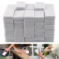 50/100 PCS Magic Sponge Eraser Cleaning Melamine Multi-functional Foam Cleaner