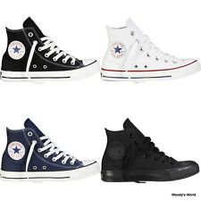 Converse Chuck Taylor All Star Classic Hi-Top Fashion Sneakers Shoes NEW!!