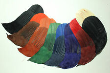 Vintage Feather Millinery Wing Hat Trim 3788 France-hair accessory band part