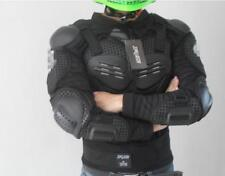 1x Full Motorcycle Body Armor Shirt Jacket Motocross Shoulder Protector Gear LJ