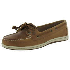 Sperry Womens Firefish Core Slip On 2 Eye Lace Up Moc Boat Shoes