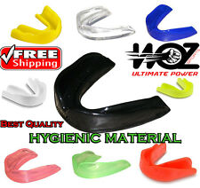 Gum Shield Mouthguard Boil Bite Teeth Protector Boxing MMA Rugby Hockey Karate