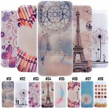 Fashion Gel Soft Back Shockproof TPU Cover Case Silicone Rubber Skin For Apple