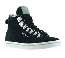 NEW adidas Shoes women's sneakers Honey Hook High Top Black Trainers Inexpensive